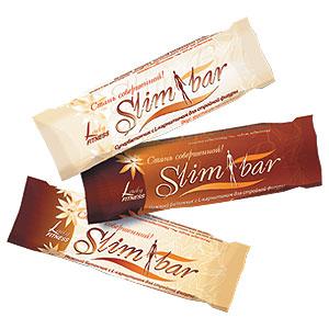 Slim Bar - шоколадный батончик с L-карнитином